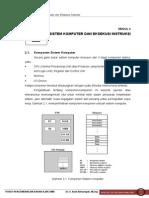 Modul 2 Sistem Komputer Dan Eksekusi