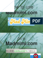 Alfredo_Fuentes_How to Use Madmimi