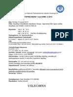 hpk inbjudan prec 7krm c 2015