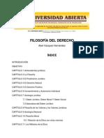 Filosofía Del Derecho - Vázquez Hernández