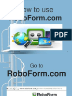 Alfredo_Fuentes_How to Use Roboform