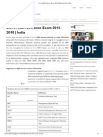 List of MBA Entrance Exam 2015-2016 _ India _ Exacthub