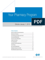 Pharmacy Program Bluecross