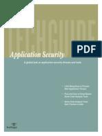 Tech Guide Application Security Final
