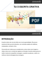 eBook Introducao a Escrita Criativa