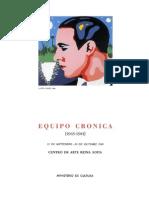 Equipo Cronica Expo 1989
