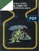 Jacques Bergier-El Libro de Lo Inexplicable-scribd