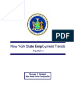 Employment Trends Nys 2015