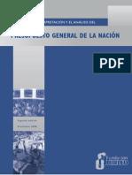 Guía Del Presupuesto General de La Nacion