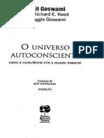 Universo Autoconsciente - Amit Goswami