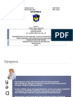 Referat Dyspnea