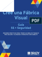 Create Visual Workplace 5S-Plus Guide Latin America