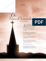 Aims of Scientology
