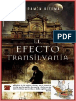 El efecto Transilvania - Juan Ramon Biedma.epub