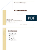 T4 - Metamodelado