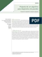 Diagnóstico de Gravidez 2