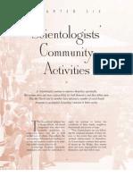 Scientology Community Services