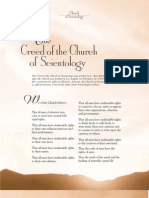The Creed of Scientology