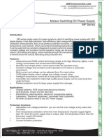 Datasheet Mp Series