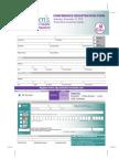 Hoja de Registro - 2nd Women's Preventative Care Update