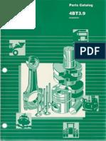 Cummins Engine 4BT Automotive Manual 1990 de parttes