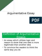 8-Argumentative.ppt