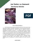 Zecharia Sitchin - Razboiul Zeilor Cu Oamenii