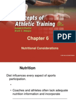 pfeiffer 5 ppts chapter06 - nutritional considerations (student copy)