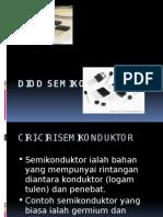 DIOD SEMIKONDUKTOR