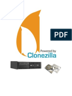 Manual Clonezilla Se