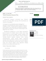 Scenario_ Teknik Penulisan Skenario Film