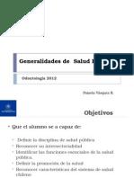 Clase 1 - Salud Pública
