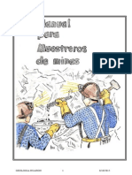 Manual de Muestreo Huaron