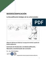 Curacion biodecodificación