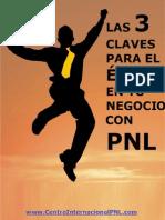 3 Claves Para El Exito En Tu Negocio Con PNL