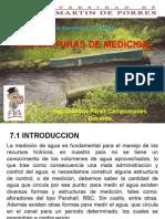 Tema VII Estructuras de Medicion