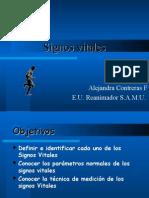 m Evaluacion de Signos Vitales 2008
