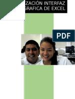 Interfaz Grafica de Excel