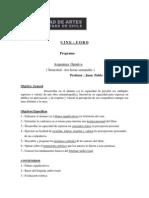 Programa Cine Foro 23 Kb PDF