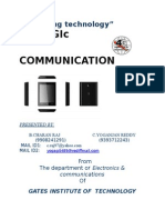 Ece3_4g Magic Communication