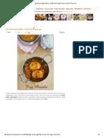 Egg Masala South Indian Egg Recipes