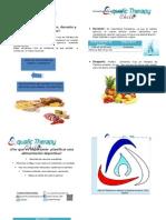 Diptico Nutrición