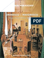 Imperceptibila Junime, autor Florin Paraschiv, 2015