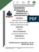 TERMINACION DE POZOS
