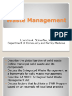 Waste Management