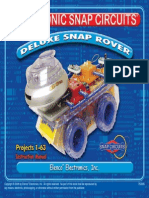 Electronic Snap Kit Deluxe Snap Rover