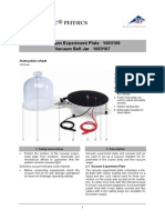 Vacuum Bell Jar