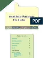 Participant Folder