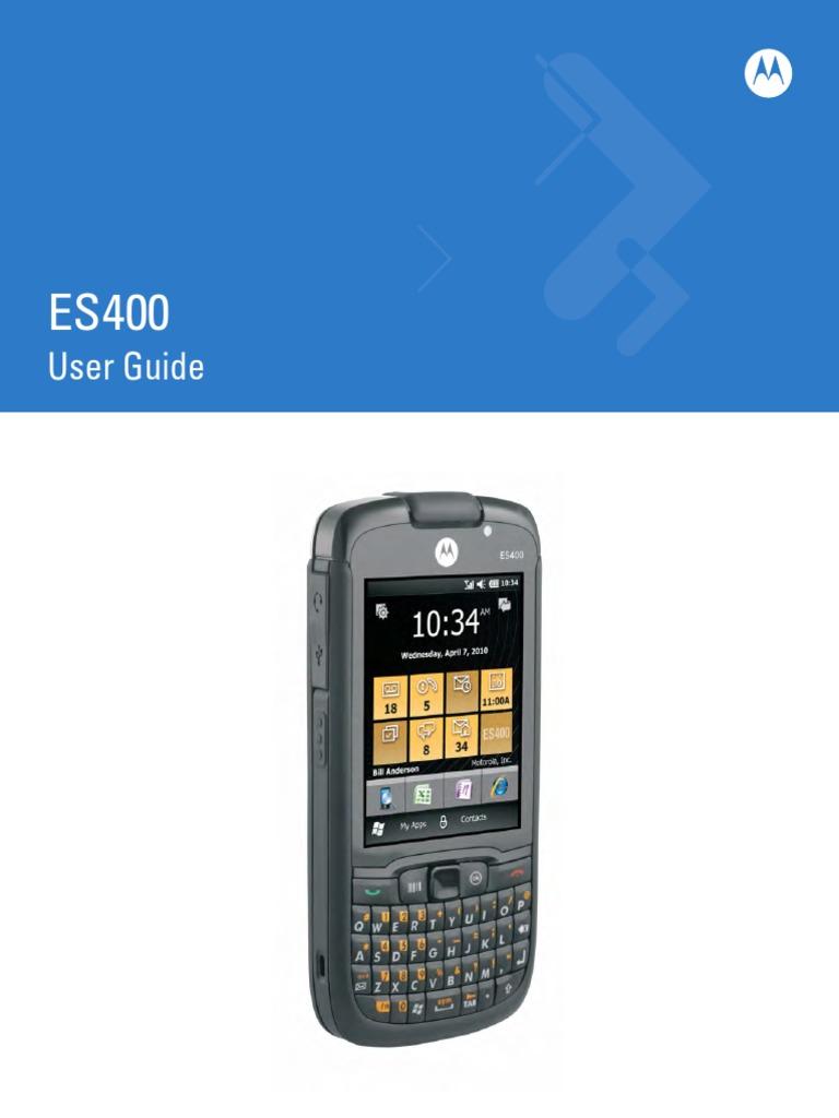 motorola es400 short message service bluetooth rh scribd com Motorola PDA motorola es400 user manual