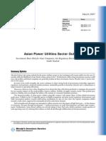 AsianPowerUtilitiesSectorOutlook-